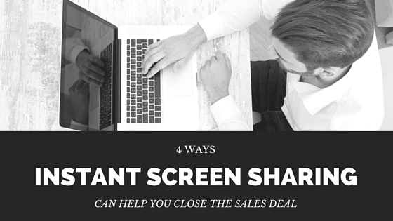 Instant Screen Sharing