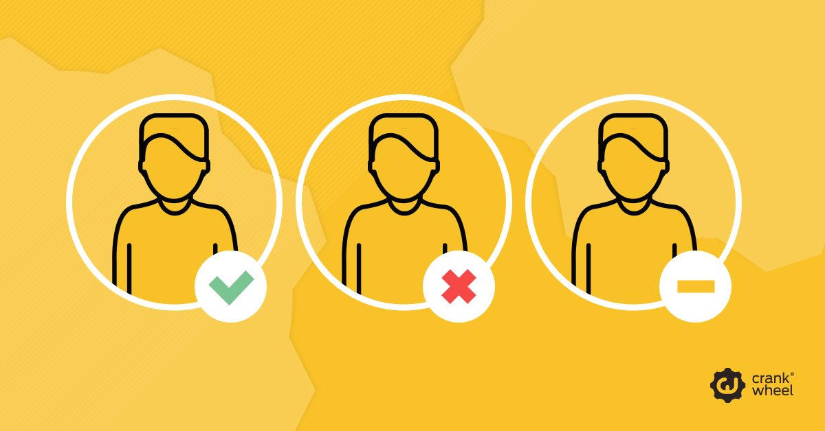 how to create an ideal customer profile